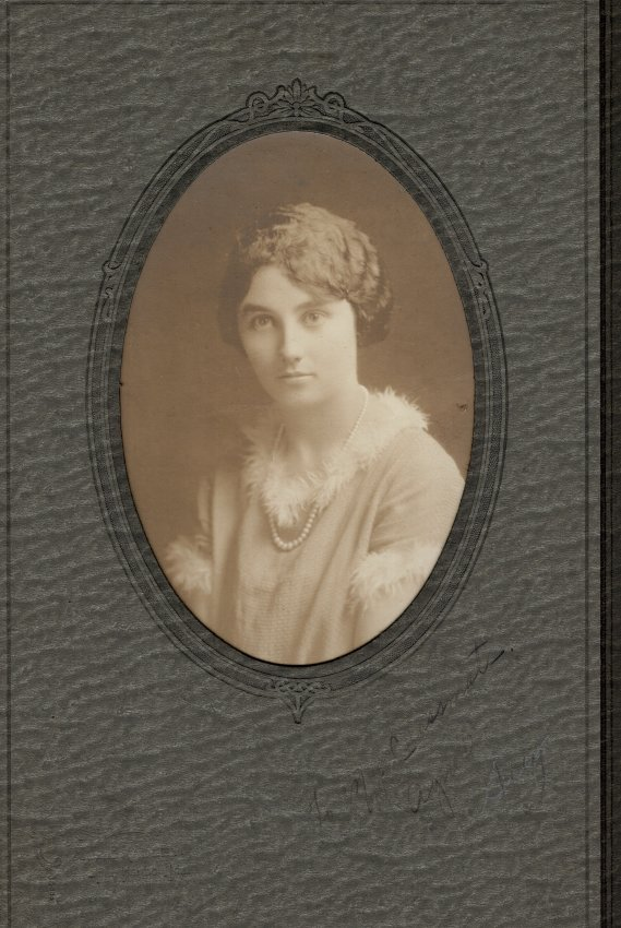 Gray, Agnes M., Pemetic HS photo