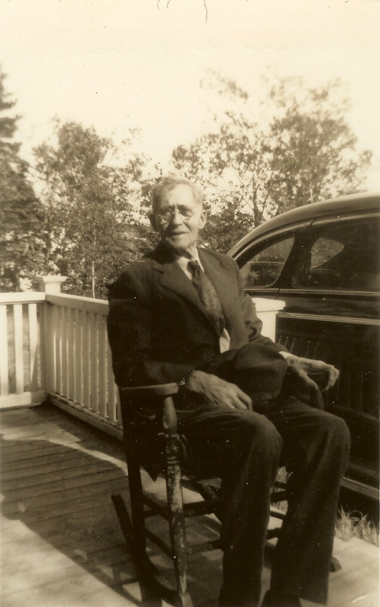 Loren Rumill, later years at Southwest Harbor