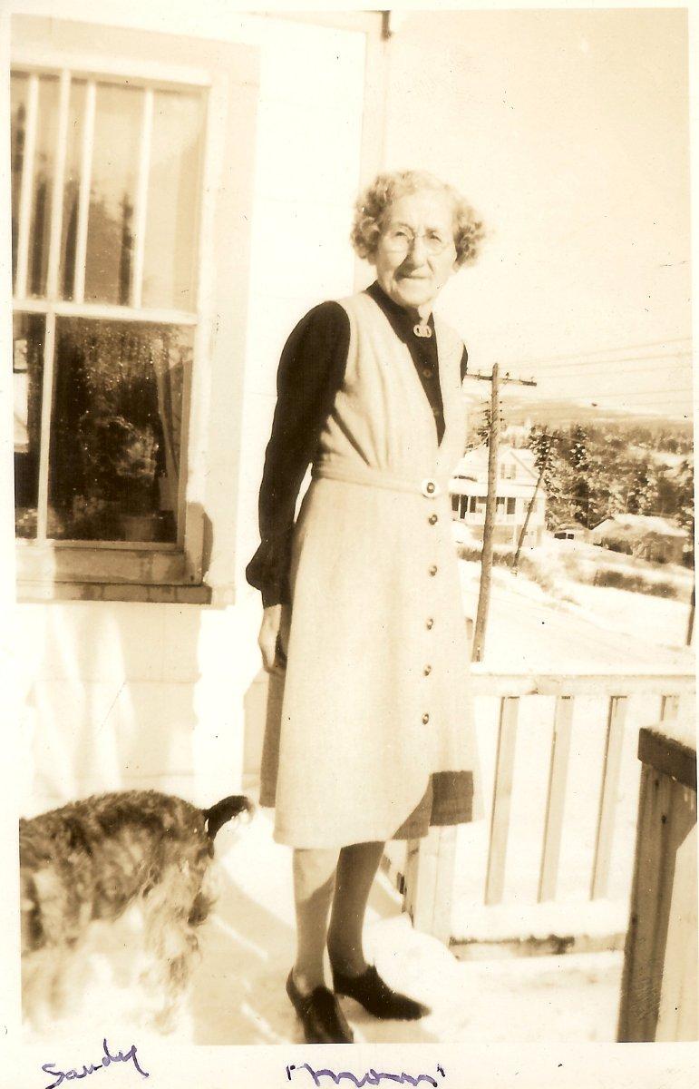 Myra Clark Rumill