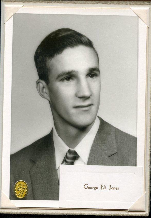 Pemetic HS senior photo of George Eli Jones