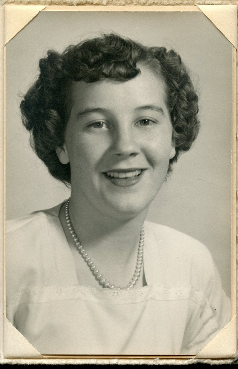 Lawson, Frances Rhoda, Pemetic HS senior photo