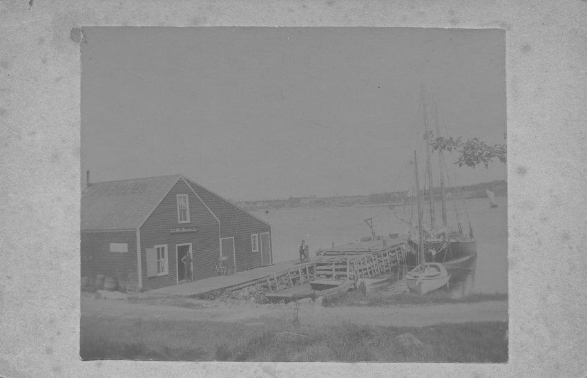 Benson Wharf