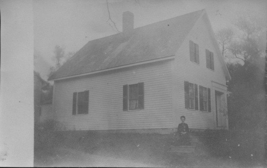 home of H.F. Dorr, Mill St., Bucksport ME