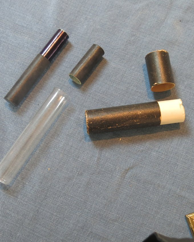 Medical Speciman Bottle and  protective case