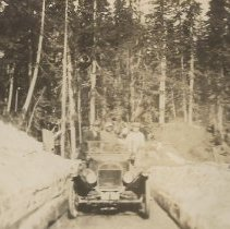 Image of On the Summit of Blewett Pass - Ferol Tibbetts Collection