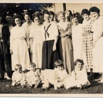 Image of Issaquah Embroidery Club, 1921 -