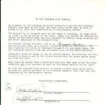 Image of Petition to the Issaquah City Council to save the Skyport - Greater Issaquah Coalition (GIC)