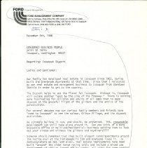 """Image of Letter to """"Concerned Business People"""" to save the Skyport - Greater Issaquah Coalition (GIC)"""