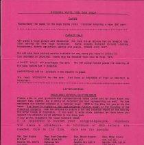Image of Greater Issaquah Coalition Information and Membership Brochure - Greater Issaquah Coalition (GIC)