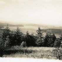 Image of View from Cougar Mountain looking north -