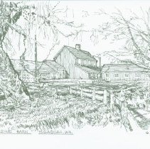 Image of Pickering Barn by Gerald Pomeroy -