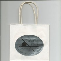 Image of Small Shopping Bag from Cultured Purls -
