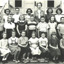 Image of Preston School, Upper grades - Harriet Fish Collection