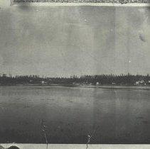 Image of End of Lake Sammamish -