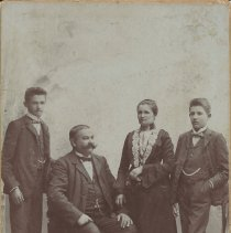 Image of Possible Cornick/Konicek Relatives - Josephine Cornick Ross Collection