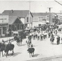 Image of Labor Day Parade -