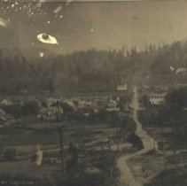 Image of Issaquah Valley, Taken From Cemetery Hill -