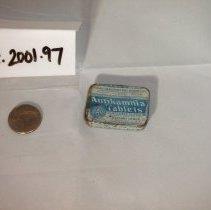 Image of Antikamnia Tablets tin -