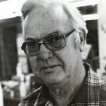 Image of Bust Image of Fred Dick -