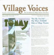 Image of Village Voices, Vol. 25, Iss. 5 -
