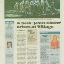 "Image of Seattle Times Theater Review: ""A new 'Jesus Christ' arises at Village"" -"