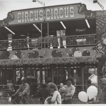 Image of Circus Circus attraction - Issaquah Press Collection