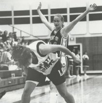 Image of Girls' High School Basketball: Karen Hardy - Issaquah Press Collection