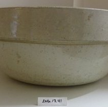 Image of Off-white Mixing Bowl -