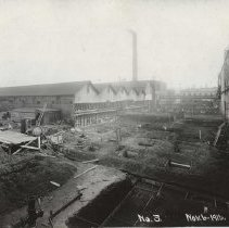 Image of Construction at T.M Sinclair & Co., 1916.