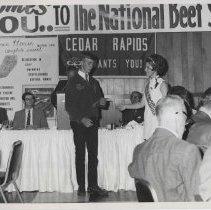 Image of National Beef Show in Cedar Rapids, IA