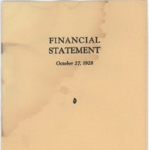 Image of BR 1990.1.180 - Statement, Financial