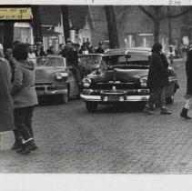Image of Local P3 Union strike in Cedar Rapids, IA, 1959.