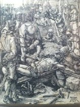 Image of Durer_Christ Nailed to the Cross