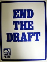 Image of End the Draft