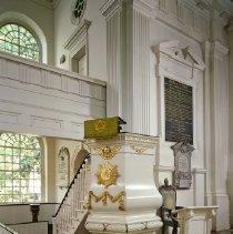 Image of Pulpit - c. 1769