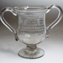 Image of Bellringer's Trophy cup - 1836