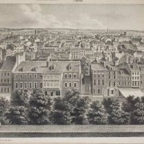 Image of Views of Philadelphia from North - 1838