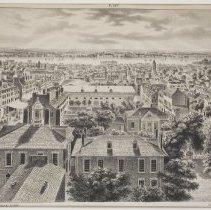 Image of Philadelphia from East -