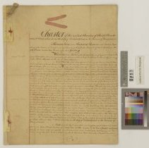 Image of Charters - 1765-1896