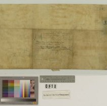 Image of Correspondence and other records - 1702