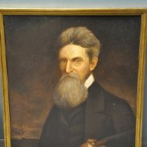 Image of 130 Portrait of John Brown by Isaac Wetherby