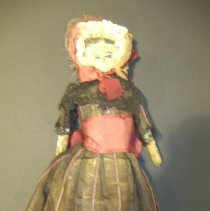 Image of 238, doll, horn head
