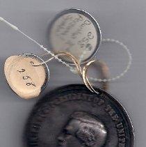 Image of 258 Franklin Pierce Medal