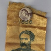 Image of 832 Maj. Gen'l John C. Fremont Badge