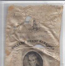 Image of 969 William Henry Harrison Badge