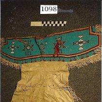 Image of 1098 Bucksin dress