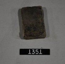 Image of 1351 New Testament, pocket size,