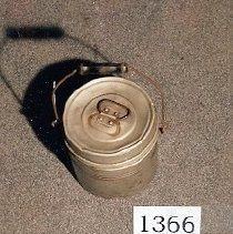 Image of B 136 Miner's Lunch Pail