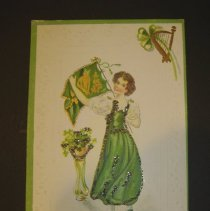 Image of 1433.nn.52 St. Patrick's card