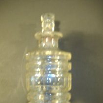 Image of 1829, Waterford crystal bottle